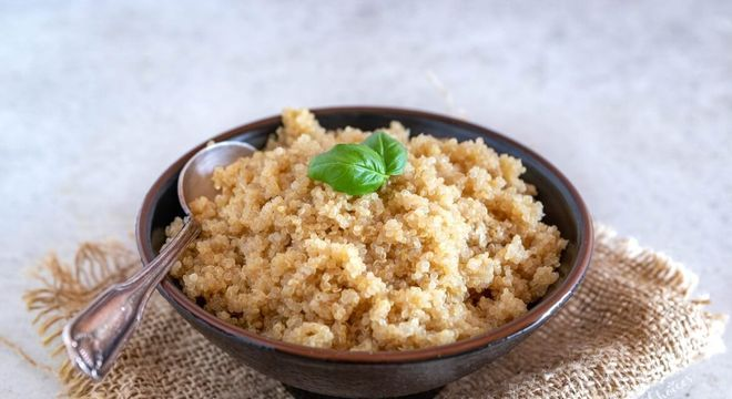 Substituir arroz