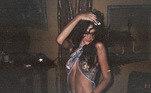 Bruna Marquezine foi uma das primeiras a reviver o visual pantera. O corte fez com que a atriz completasse a transição capilar e recuperasse os cachos da infânciaE mais: Marquezine mudou estilo e forma física com os anos