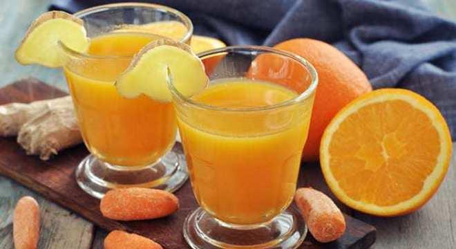 Sucos com cenoura: saiba como ter uma pele mais bonita no verão