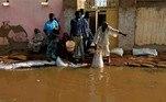 O Nilo Azul é um dos principais afluentes do rio Nilo, um dos maiores rios do mundo em extensão