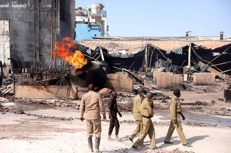 Explosão no Sudão deixa pelo menos 15 mortos