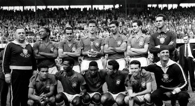 Suécia 1958