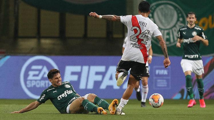 Sufoco na volta! Palmeiras perdeu por 2 a 0 em duelo marcado pelo uso do VAR em três jogadas capitais