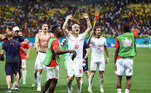 Suíça, Eurocopa 2020,