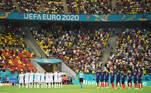 Suíça x França, Eurocopa 2020,