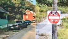 Sumiço de casas em rua habitada é o novo mistério do Google Maps