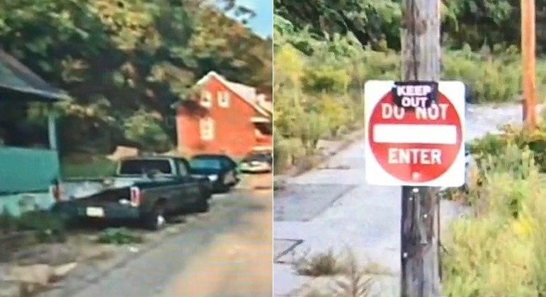 Desaparecimento de casas em rua outrora habitada assombrou usuários do Google Maps