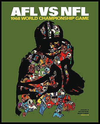 Super Bowl II - O Green Bay Packers conquistaria seu segundo Super Bowl diante do Oakland Raiders, em Miami, com a vitória por 33 a 14.