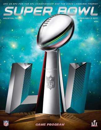 Super Bowl LI - Depois de liderar a final até o terceiro período por 28 a 3, o Atlanta Falcons não resistiu a reação furiosa do New England Patriots, que venceu o duelo por 34 a 28, na prorrogação. Partida marcou a maior virada na história dos SBs.