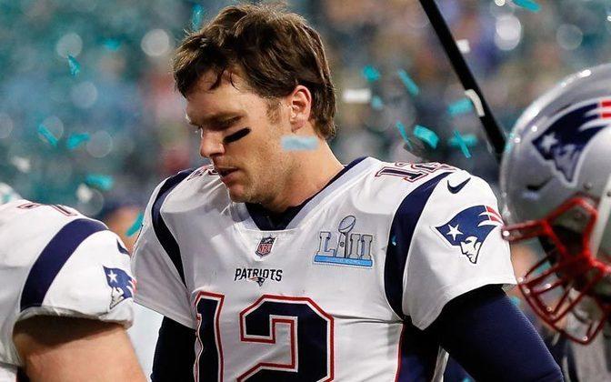 Super Bowl LII: New England Patriots 33 x 41 Philadelphia Eagles. Data: 04/02/2018. Local: Minneapolis. Temporada 2017.