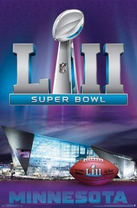 Super Bowl LII - O New England Patriots acabaria derrotado pelo Philadelphia Eagles, por 41 a 33, em Minneapolis. A revanche do Super Bowl XXXIX marcou a primeira conquista dos Eagles.