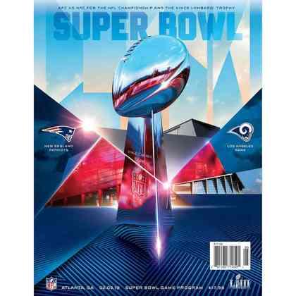 Super Bowl LIII - Para variar, o Super Bowl LIII mostrou a sexta conquista do New England Patriots, dominante diante do Los Angeles Rams, por 13 a 3, em Atlanta.