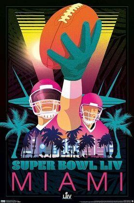 Super Bowl LIV - Depois de ficar 50 anos sem vencer um Super Bowl, o Kansas City Chiefs se impôs diante do San Francisco 49ers por 31 a 20. Foi a primeira vez que a franquia do norte da Califórnia provaria do amargo sabor da derrota na decisão do futebol americano.