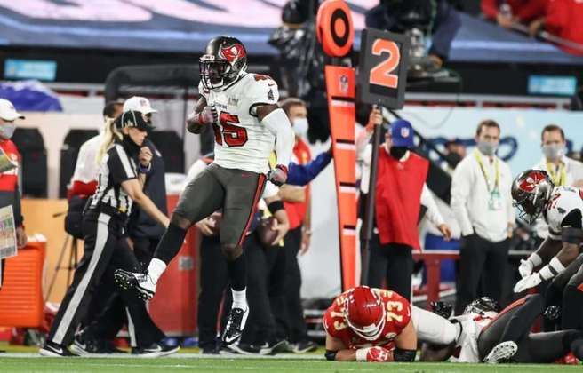 Super Bowl LV: Tampa Bay Buccaneers 31 x 9 Kansas City Chiefs