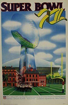 Super Bowl XII - O Dallas Cowboys venceu o Denver Broncos por 27 a 10, em Nova Orleans e levou o segundo Vince Lombardi para o Texas.