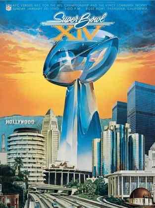 Super Bowl XIV - O Pittsburgh Steelers tomou gosto pelo Super Bowl e não teve muitas dificuldades para superar o Los Angeles Rams, por 31 a 19, no Rose Bowl, na Califórnia.