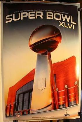 Super Bowl XLVI - O destino colocaria New York Giants e New England Patriots na decisão da NFL e, mais uma vez, deu Eli Manning sobre Tom Brady com o triunfo de 21 a 17.