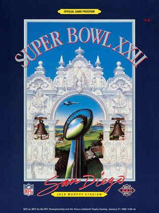 Super Bowl XXII - San Diego, na Califórnia, foi o palco do massacre imposto pelo Washington Redskins sobre o Denver Broncos, por 42 a 10.