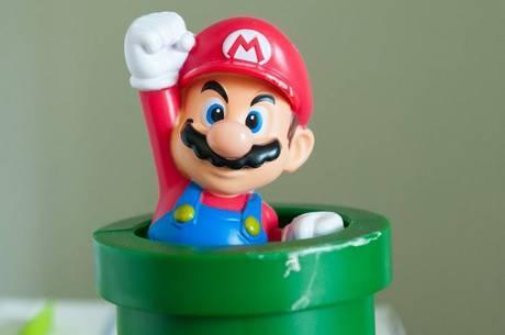 Super Mario surgiu pela primeira vez em 1981