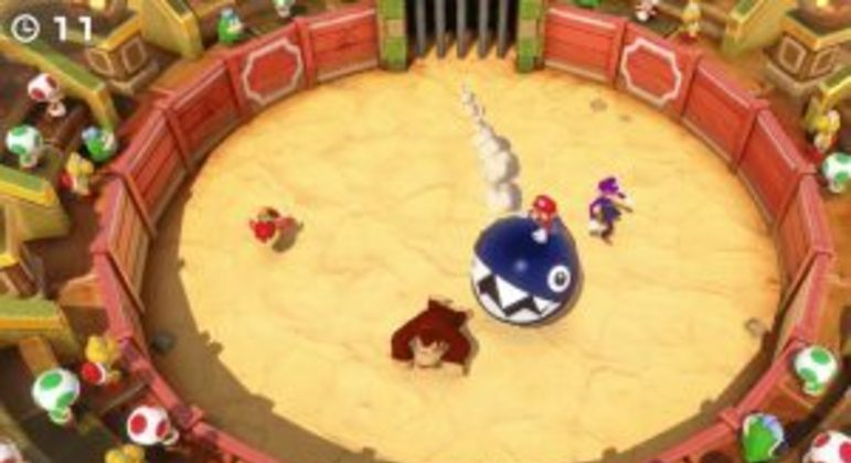 Super Mario Party para Switch ganha atualização que expande modo online