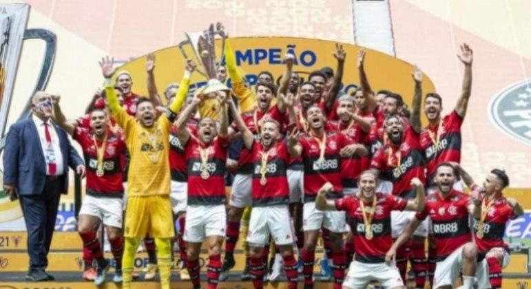 Supercopa flamengo campeão