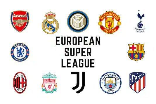 Os elitistas clubes fundadores da Superliga. Jamais seriam rebaixados