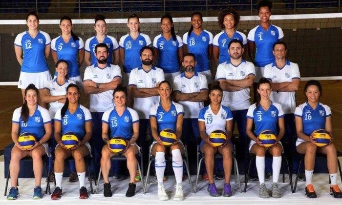 Superliga Feminina - Também marcado pelo início do returno, a competição terá jogos decisivos para definir os classificados para a próxima fase. O Minas (foto) é o atual líder