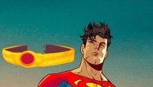 DC muda uniforme do novo Superman dos quadrinhos