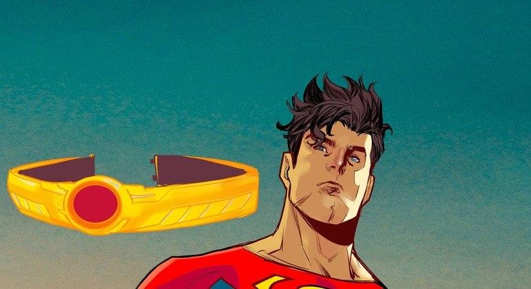 Jonathan é o filho do Superman e vai assumir o lugar de seu pai