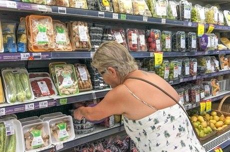 Supermercados registraram crescimento de 4%