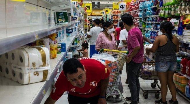 Plano econômico anunciado pelo governo peruano possui três estágios