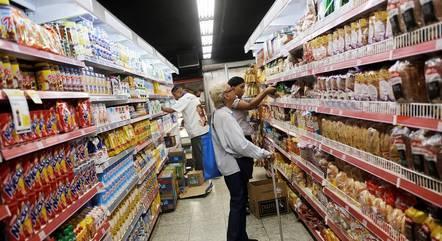 70% dos alimentos ficaram mais caros em agosto