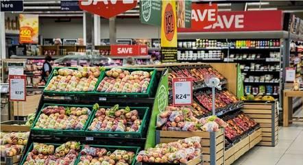 Suspeito afirmava representar um supermercado