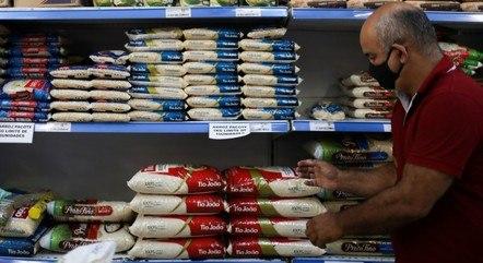 Preço dos alimentos subiu em ritmo menor