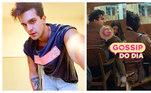 Na quarta-feira (6), o perfil Gossip do Dia publicou uma foto de Luan em um restaurante com Izabela. Segundo a publicação, o encontro teria acontecido em julho, mas a foto só foi divulgada ontem