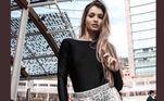 Segundo a colunista do R7 Keila Jimenez, a modelo já teria conhecido a família de Luane tem feito viagens e até frequentado compromissos de trabalho com o artista