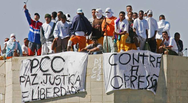 PCC tem cerca de 400 presos em penitenciárias do Paraguai
