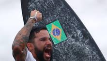 Italo Ferreira segue com fome de vitória: 'Objetivo é ser bi mundial'