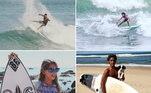 A Associação de Surfe Internacional (ISA) selecionou 43 jovens talentos de 15 países diferentes para dar uma bolsa escolar e quatro brasileiros ganharam este presentão de Natal:Rayan Fadul, de 14 anos, Maria Eduarda, 12, o cearense radicado no RJ, Cauã Costa, 17, e a potiguar Maria Clara, 11. O critério de escolha foi condições financeiras, desempenho escolar e empenho no esporte