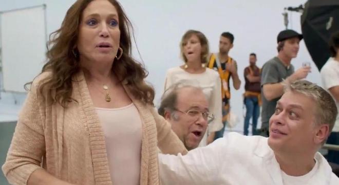 Susana Vieira fez confusão nos bastidores