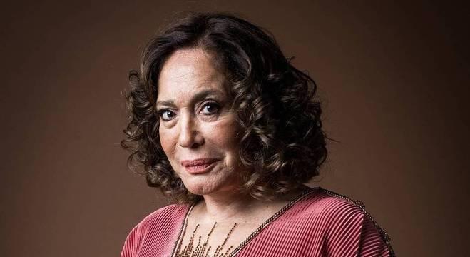 Atriz Susana Vieira participou de live nas fredes sociais