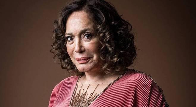 Susana Vieira permanece contratada da Globo