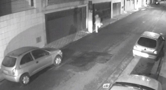 Câmeras flagraram assaltos frequentes na cidade de Diadema, na Grande São Paulo