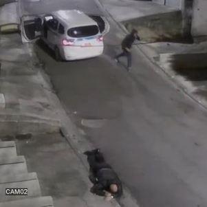 Taxista é baleado em tentativa de assalto e suspeito foge a pé