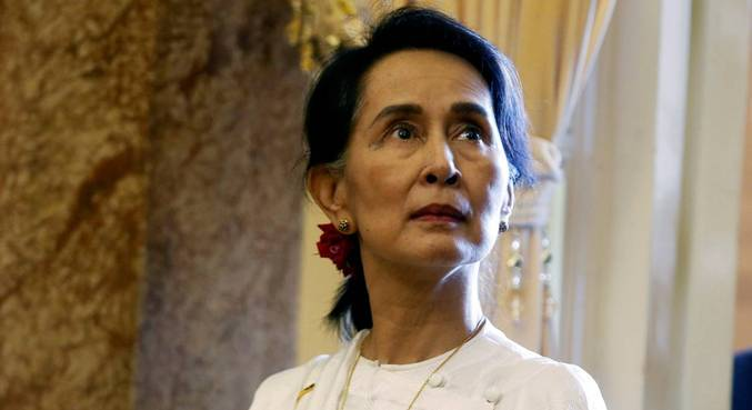 Junta militar de Mianmar apresenta novas acusações contra Suu Kyi