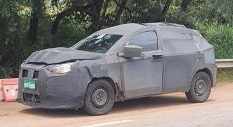 Carro será produzido em Betim, em Minas Gerais