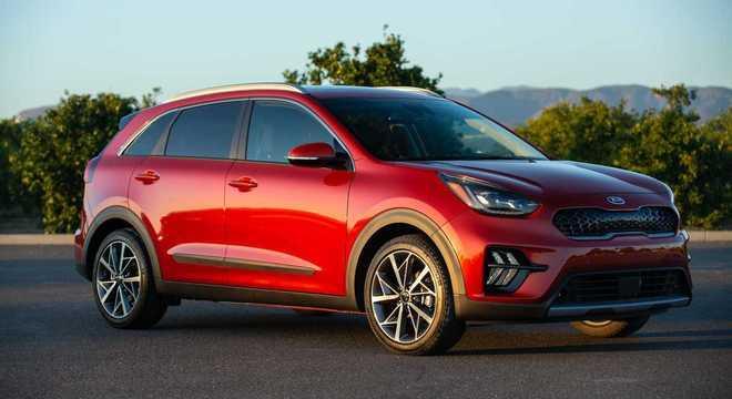 Consumo médio do SUV híbrido é de 21 km/litro