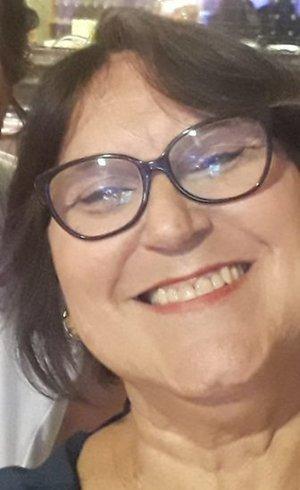 Suzane de Castro, de 60 anos, tratou um câncer no pulmão com imunoterapia