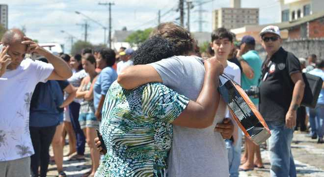 Massacre na escola de Suzano deixou dez mortos e outros feridos
