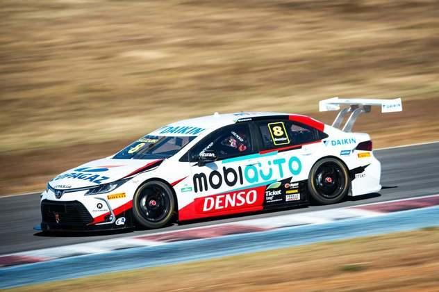 Suzuki colocou a Toyota entre as primeiras colocas na classificação